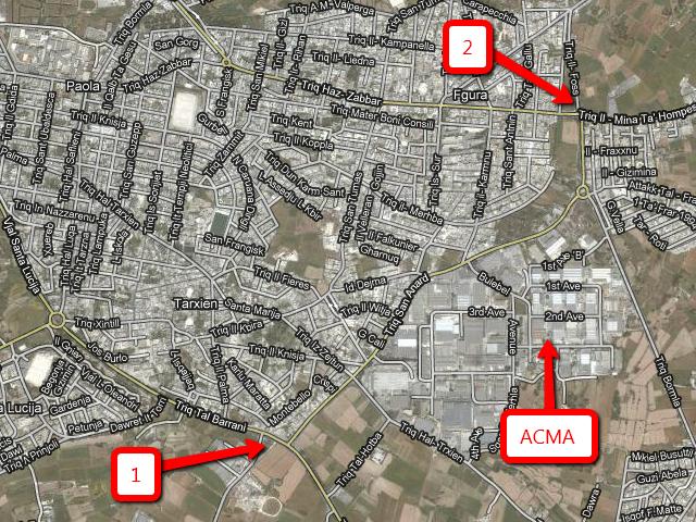 ACMA Map 3